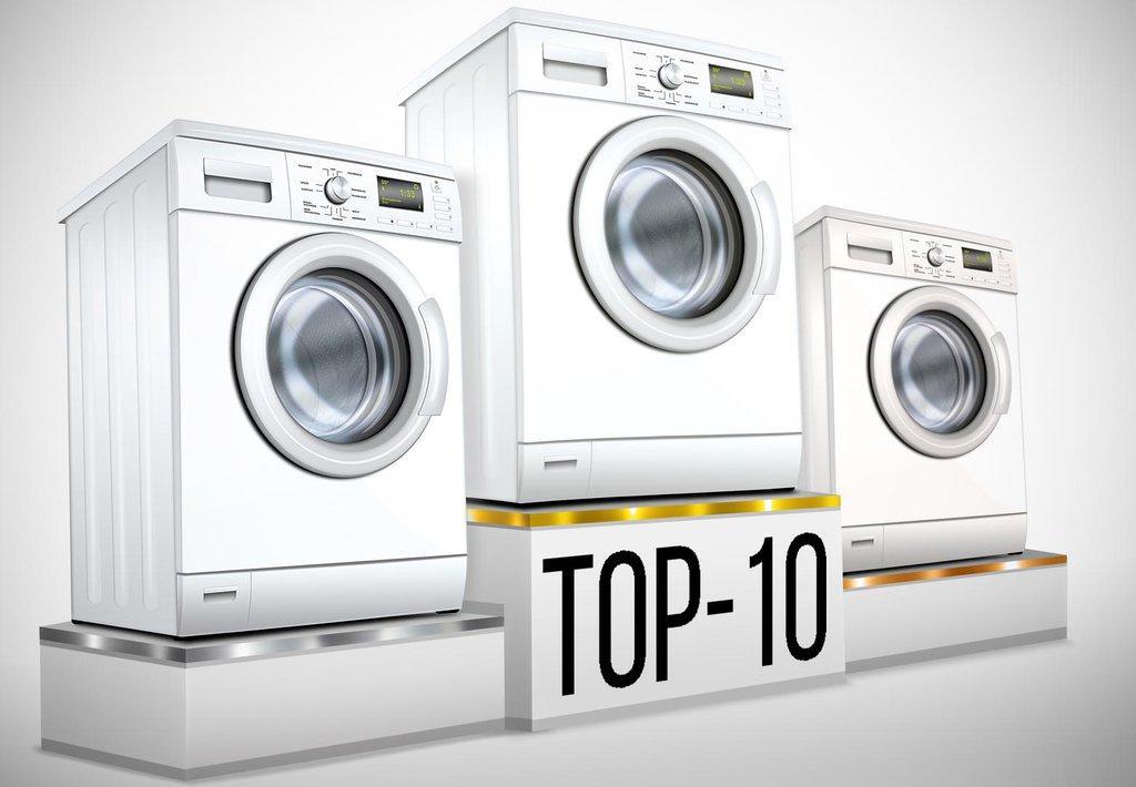 TOP10 pralki