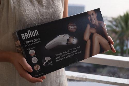fot. Braun Silk-expert 5 IPL / AGDmaniaK.pl