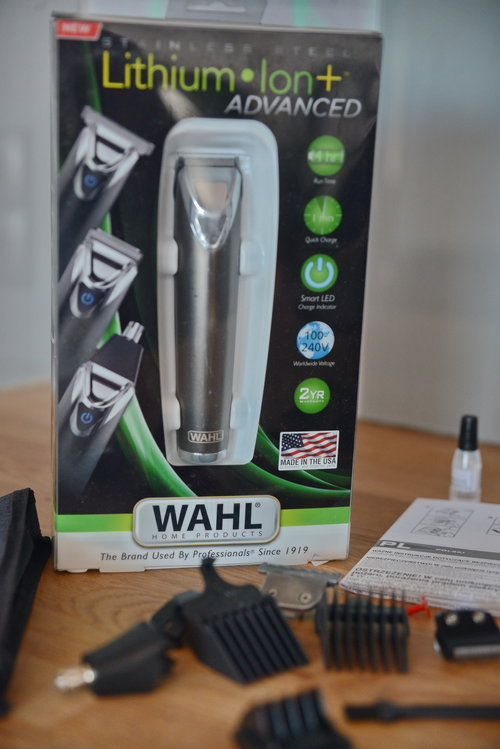 Wahl 9864-016 Stainless Steel Advanced / fot.. agdManiaK.pl