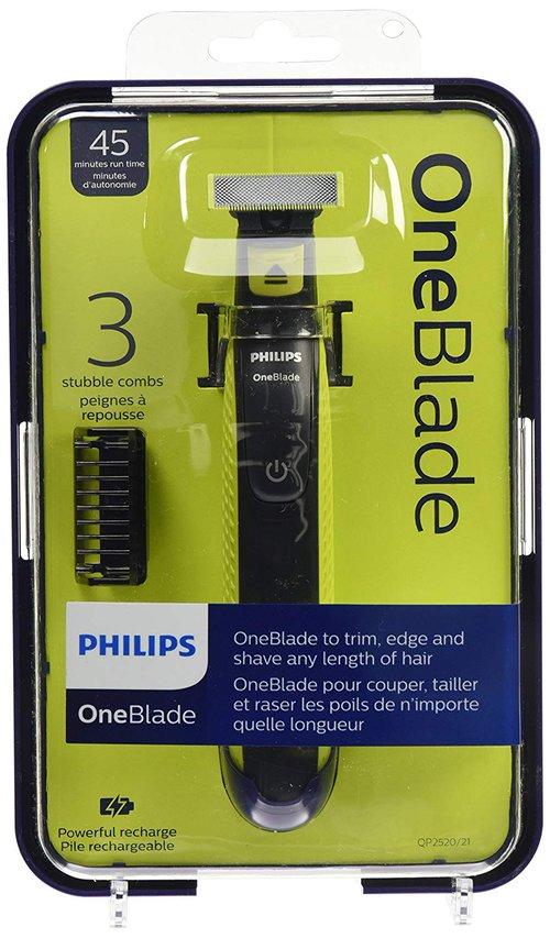 OneBlade - zestaw sprzedażowy / fot. Philips