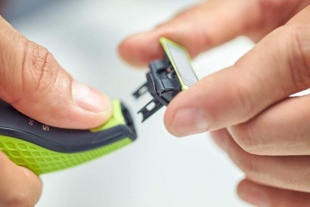 OneBlade: wymienne ostrza / fot. Philips