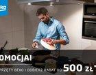 Promocja Beko w Media Markt: odbierz nawet 500 zł na karcie podarunkowej