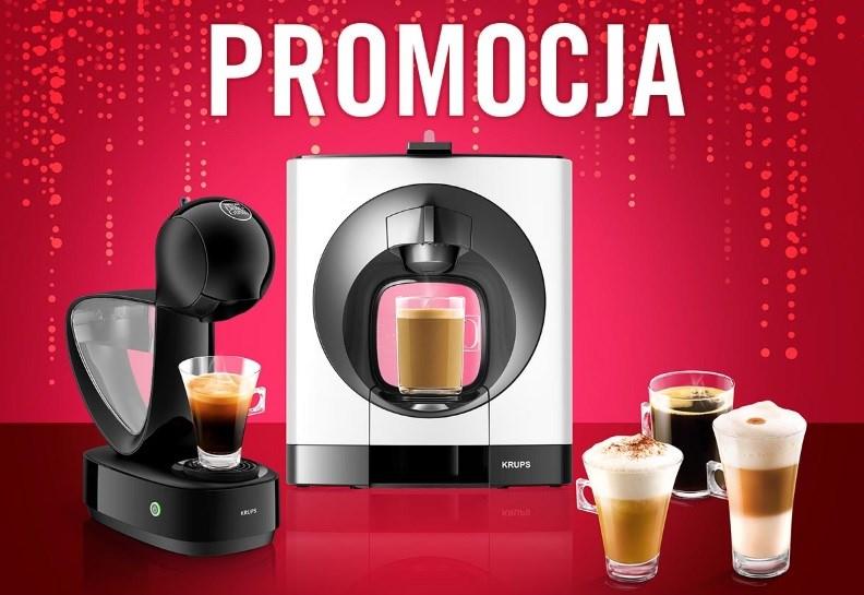 Krups Nescafe Dolce Gusto Oblo/Infinissima / fot. Nescafe