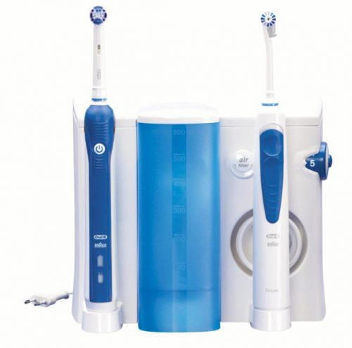 Oral-B Professional Care 3000 B + Irygator Oxy Jet / fpt. Oral-B