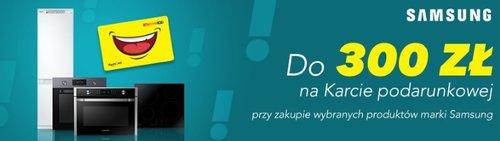 EURO: zwrot do 300 zł za zakup wybranego AGD Samsunga / fot. Euro