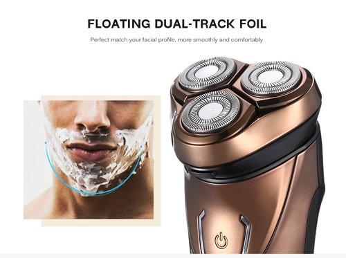 FLYCO FS337EU 3D Floating Revolving Shaver / fot. Gearbest