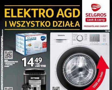 Selgros: najlepsze promocje AGD 14.03-27.03.2019