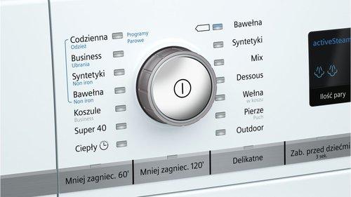 Siemens iQ700 WT45W561PL / fot. Siemens