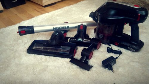 Hoover H-Free Home XL HF18RXL011 / fot. Techmaniak