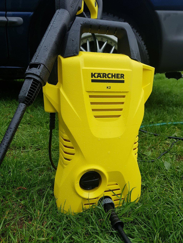 Karcher K2 po pracy / fot. Techmaniak