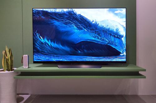 Telewizor LG z tegorocznej oferty / fot. techManiaK.pl
