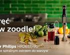 Philips Zoodler: zakręcony blender na nudę w kuchni