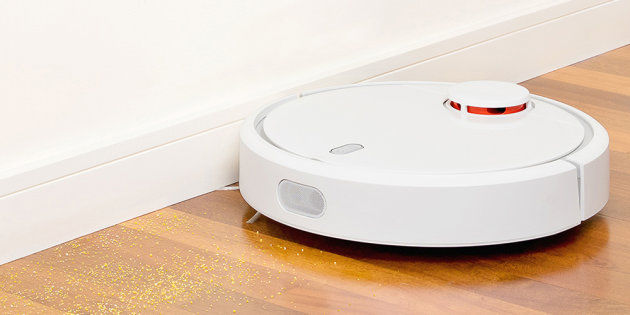 XIAOMI Vacuum Cleaner Robot Mi / fot. Xiaomi
