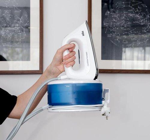 fot.: żelazko kompaktowe do prasowania koszul (ubierajsieklasycznie.pl)