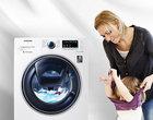 Świetna cena na pralkę Samsung AddWash Slim WW60K42109W w RTV EURO AGD