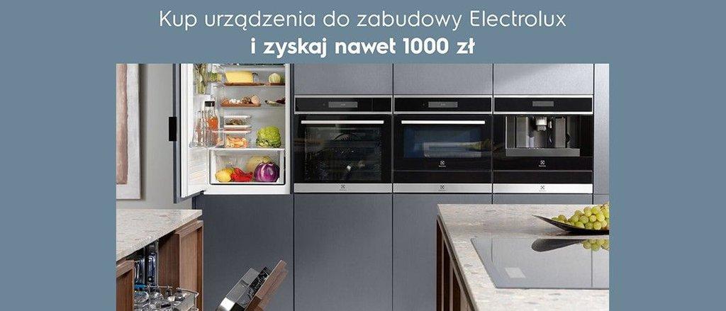 Kup urządzenia do zabudowy Electrolux i zyskaj nawet 1000 zł / fot. Electrolux