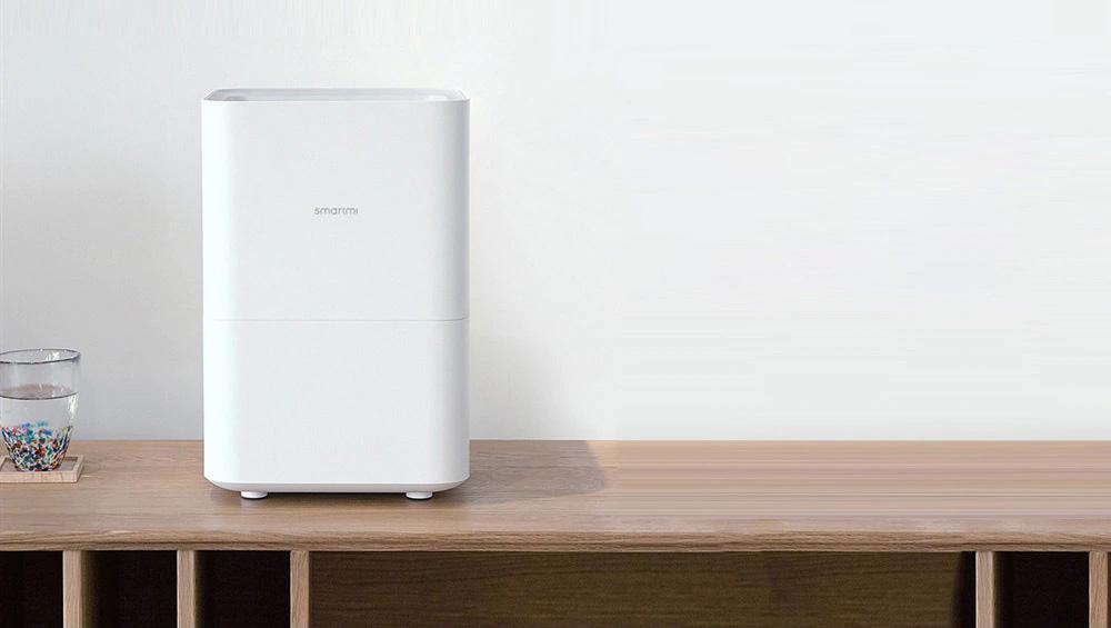Xiaomi Smartmi Pure Evaporative Air Humidifier / fot. Xiaomi