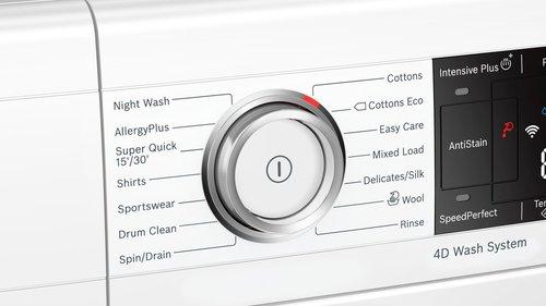 4D Wash System / fot. Bosch