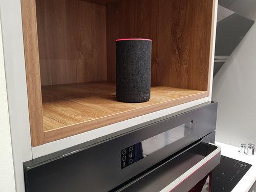 Alexa, nowa pomoc w kuchni Amiki / fot. techManiaK