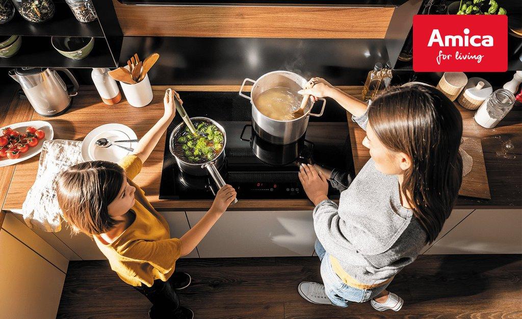 Amica gotuj intuicyjnie / fot. Amica