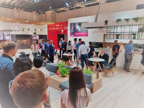 IFA 2019: część ekspozycji Amiki / fot. techManiaK