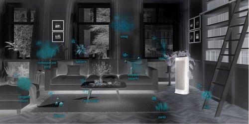 Samsung: oczyszczacze powietrza / fot. Samsung