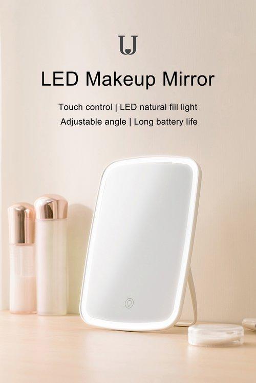 Xiaomi Youpin LED Makeup Mirror 1200mAh / fot. Xiaomi