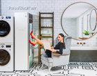 LG Vivace już w Polsce: pralki z technologią AI DD oraz suszarki z podwójną pompą ciepła