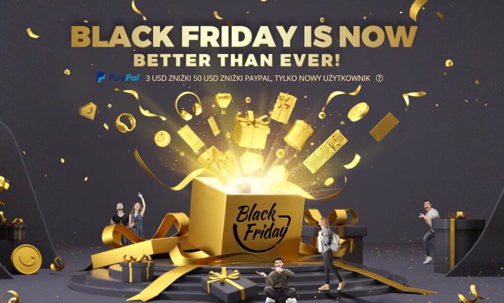 Gearbest Black Friday / fot. Gearbest