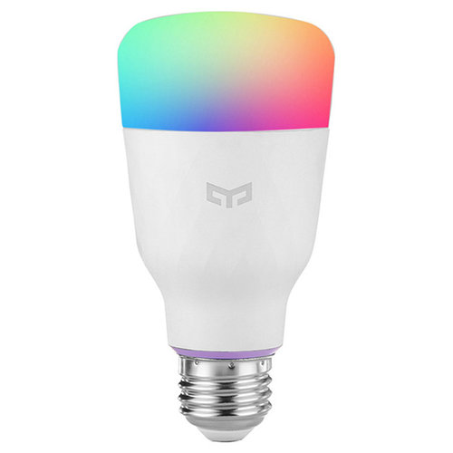 Yeelight Colorful Bulb E27 / fot. Gearbest