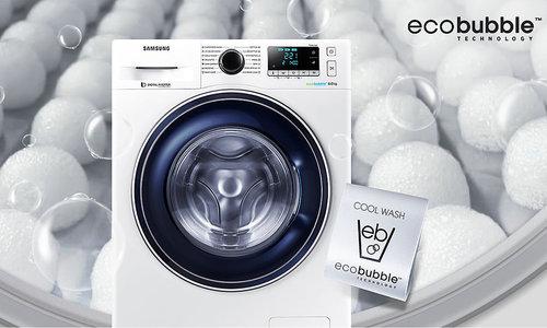 Samsung Eco Bubble WW70J5346FW / fot. Samsung