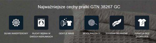 GRUNDIG GTN38267GC / fot. Media Expert