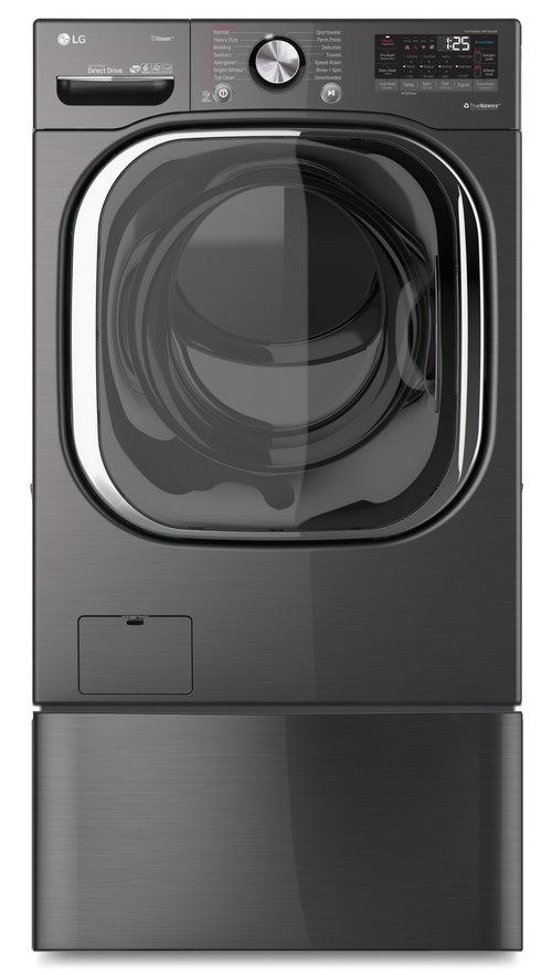 LG Thinq: pralka z SI na CES 2020 / fot. LG