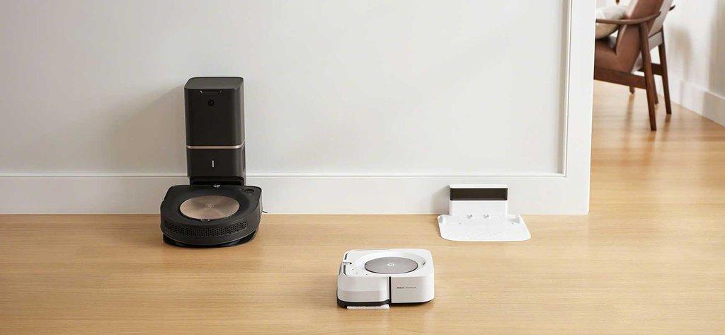 iRobot Roomba s9+ oraz Braava jet m6: kombo idealne? / fot. iRobot
