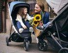 Thule Spring: trójkołowy wózek dziecięcy, który złożysz jedną ręką