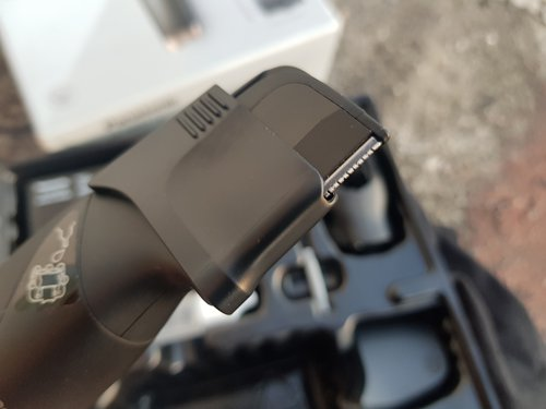 Panasonic ER-GD61: mała końcówka / fot. techManiaK