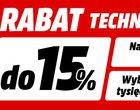 Rabat technologiczny w Media Markt - zgarnij do 15% zniżki!