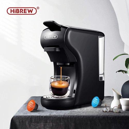 Kapsułkowy ekspres do kawy HiBREW