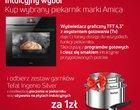 Kup piekarnik Amica i zgarnij zestaw garnków za 1 zł!