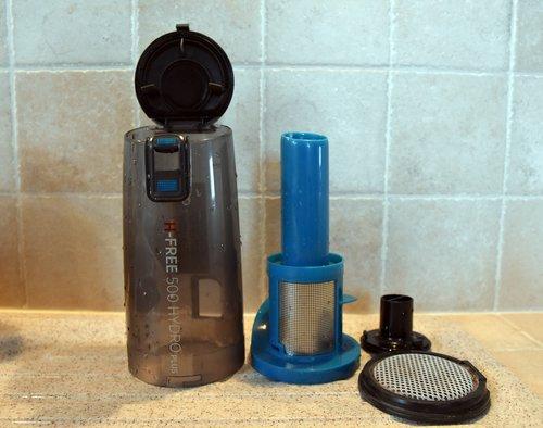 Hoover H-FREE 500 Hydro Plus / fot. techManiaK.pl