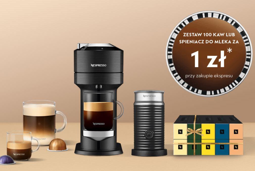 Promocja Nespresso