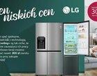 Kup lodówkę LG i zgarnij 300 zł zwrotu (cashback LG 2021)