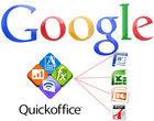 Darmowe darmowy QuickOffice pakiet biurowy Google