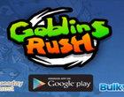 Goblins Rush gra na Androida tower defense