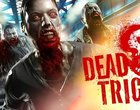 gameplay Dead Trigger 2 gra z zombie Project Shield