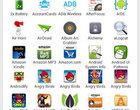 Darmowe Google Play nakładka na Androida SF Launcher