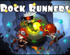 gra na iOS gra platformowa Płatne Rock Runners