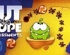 Cut the Rope: Experiments gra na Androida gra na iOS Płatne ZeptoLab