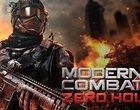 App Store gameloft Google Play Modern Combat 4: Zero Hour Płatne