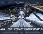 App Store Darmowe PAC-MAN Płatne promocja Ski Jumping Pro